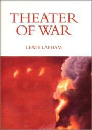 Cover of: Theater of war
