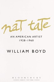 Cover of: Nat Tate | Boyd, William