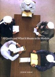 Cover of: Al Qaeda and What It Means to Be Modern