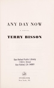 Cover of: Any day now
