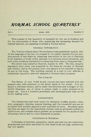 Cover of: Courses of study in the Normal and Academic Divisions of the Western Illinois State Normal School