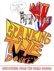 Cover of: Spanking the donkey