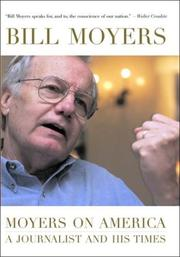Cover of: Moyers on America