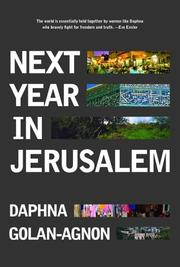 Cover of: Next Year in Jerusalem