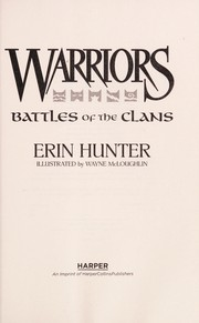 Cover of: Battles of the clans | Jean Little