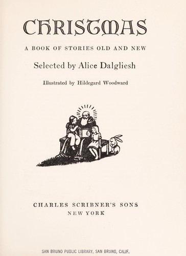 Christmas : a book of stories old and new by