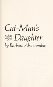 Cover of: Cat-man