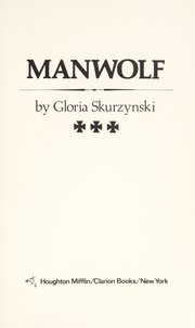 Cover of: Manwolf
