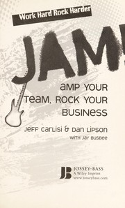 Cover of: Jam! | Jeff Carlisi