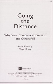 Cover of: Going the distance | Kevin Kennedy