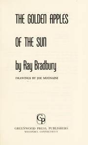 Cover of: The Golden Apples of the Sun