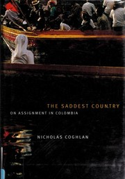 Cover of: The saddest country | Nicholas Coghlan