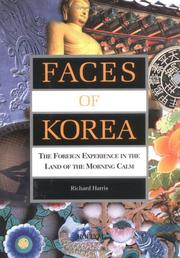 Cover of: Faces of Korea | Richard Harris