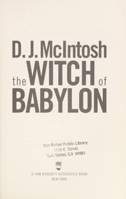 Cover of: The witch of babylon