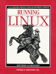 Cover of: Running Linux