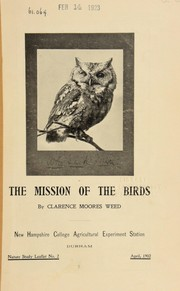 The mission of the birds