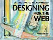 Cover of: Designing for the web