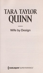 Cover of: Wife by design