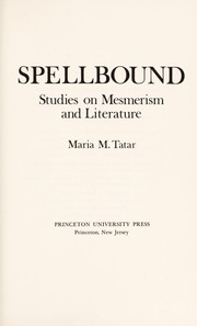 Cover of: Spellbound | Maria Tatar
