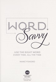 Cover of: Word savvy