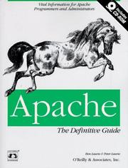 Apache by Ben Laurie, Peter Laurie