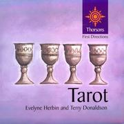 Cover of: Tarot | Evelyne Donaldson