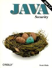 Cover of: Java Security (Java Series (O
