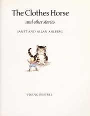 Cover of: The clothes horse and other stories