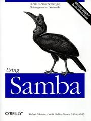 Cover of: Using Samba | Robert Eckstein