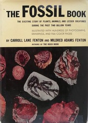 Cover of: The fossil book | Carroll Lane Fenton