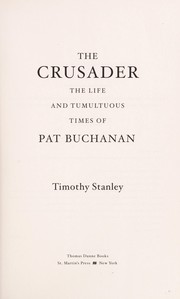 Cover of: The crusader