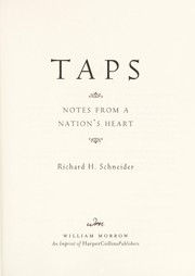 Cover of: Taps