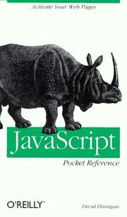 Cover of: JavaScript Pocket Reference