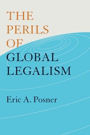 Cover of: The perils of global legalism