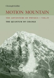 Cover of: Motion Mountain |