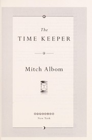Cover of: The time keeper