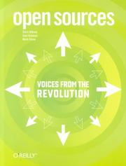 Cover of: Open sources |