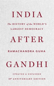 Cover of: India After Gandhi