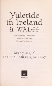 Cover of: Yuletide in Ireland & Wales