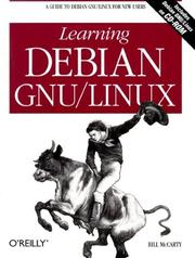 Cover of: Learning Debian GNU/Linux