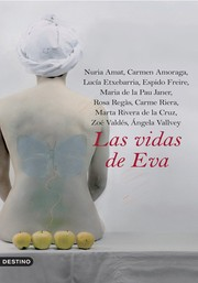 Cover of: Las vidas de Eva