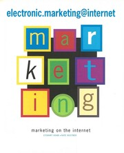 Cover of: Electronic Marketing and the Internet | Adam Westberg