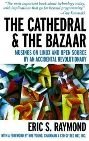 Cover of: The Cathedral and the Bazaar