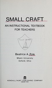 Cover of: Small craft