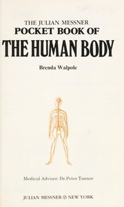 Cover of: The Human Body Book