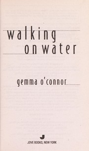 Cover of: Walking on water