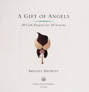 Cover of: A gift of angels | Brenda Browitt
