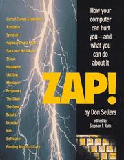 Cover of: Zap! | Don Sellers