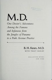 Cover of: M.D