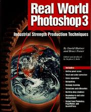 Cover of: Real world Photoshop 3 | David Blatner
